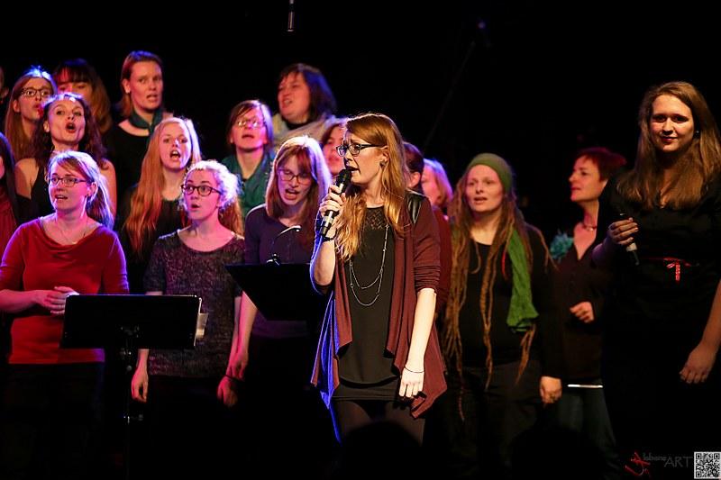 Crazy Generation Chor
